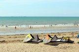 la plage de Julouville